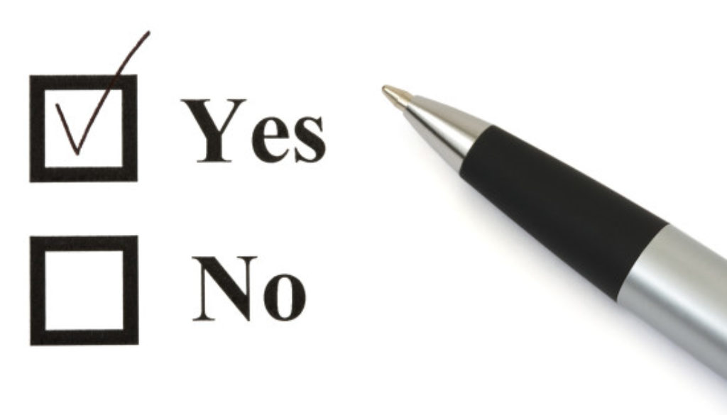 Yes or No Consent - Consentric Marketing