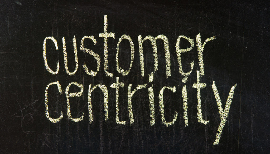 Customer, User Centric Concept - Consentric Marketing