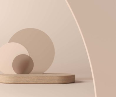 Abstract background, mock up scene geometry shape podium for pro
