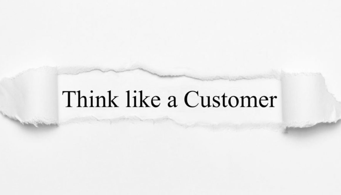 think like a customer sm