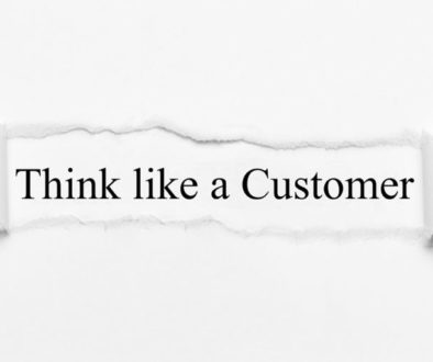 Think Like a Customer - Consentric Marketing