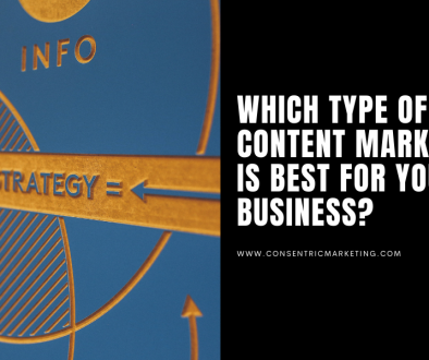 Which Type of Content Marketing is Best for Your Business?