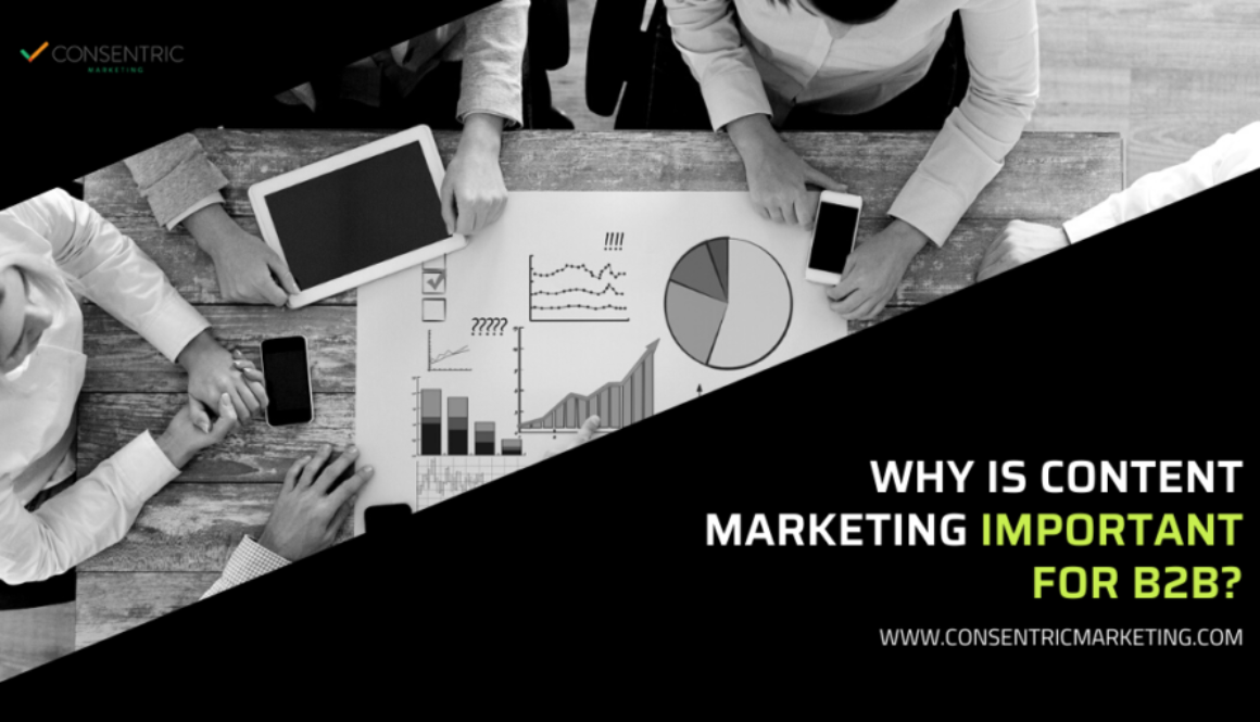 Why is Content Marketing Important for B2B?