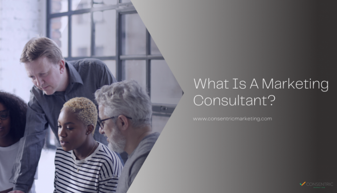 What Is A Marketing Consultant